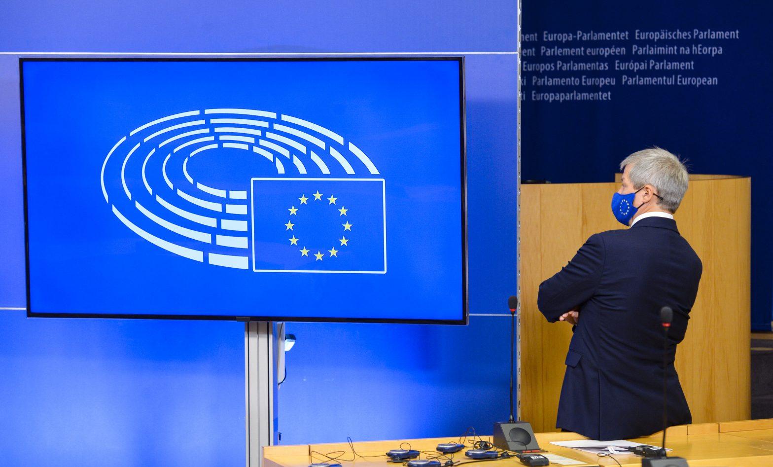 dacian ciolos parlamentul european