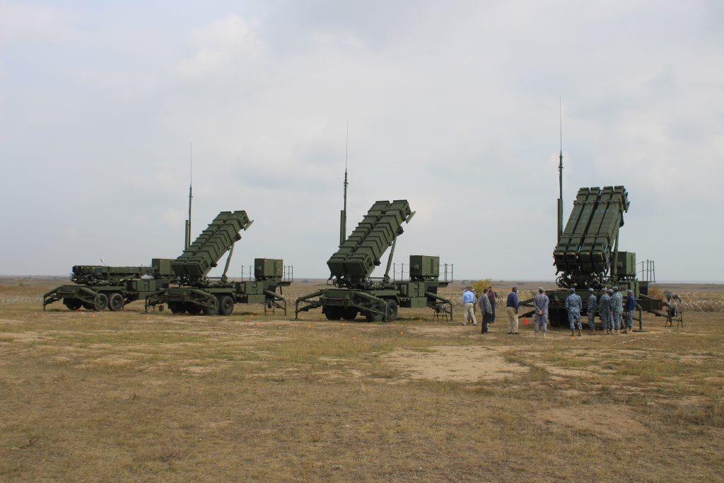sistem rachete patriot