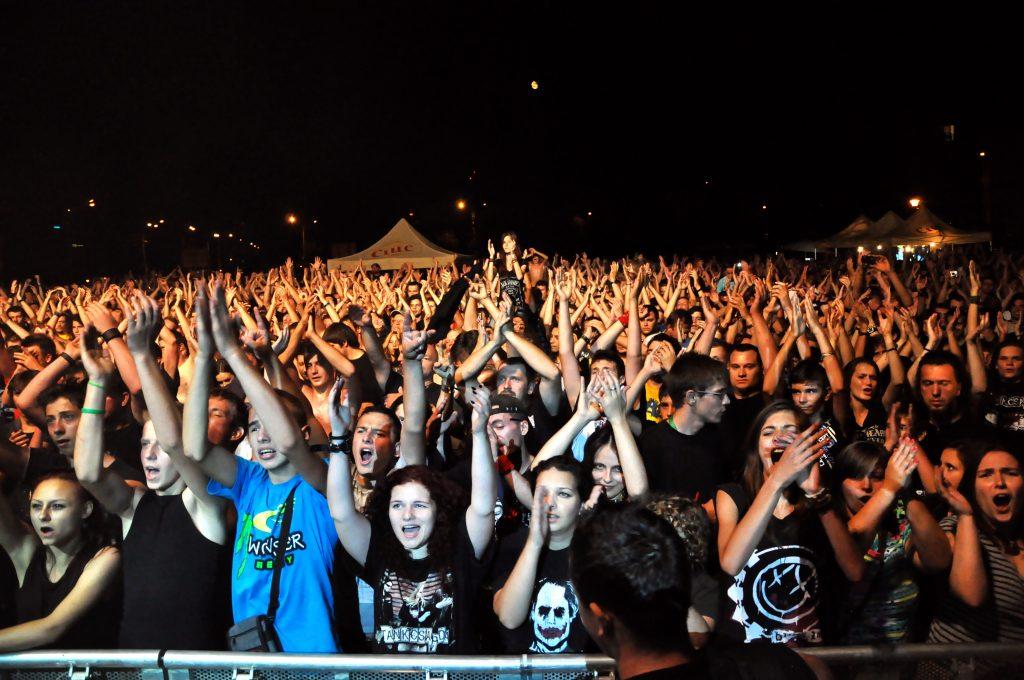 Cluj Napoca a devenit cunoscut international pentru festivalurile de muzica