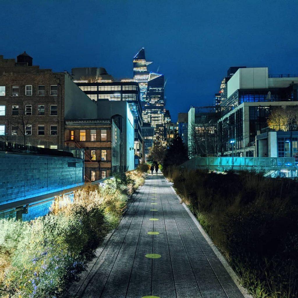 High Line din New York a devenit un exemplu pentru conceptul de regenerare urbană