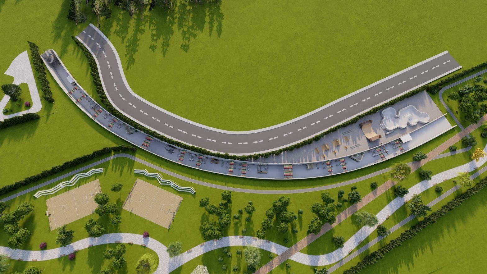Cum va arăta strada Liniei, în viziunea administrației din Sectorul 6
